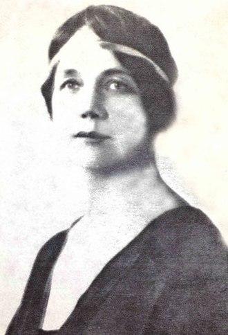 Ruth White (Bahá'í author) - Image: Ruth White