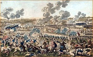 Battle of Rymnik - Clash between Russo-Austrian and Turkish troops in the Battle of Rymnik