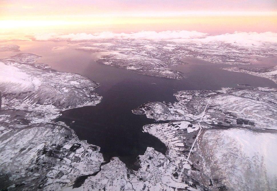Sörreisa Lenvik IMG 4917 senja solbergfjorden reisfjorden