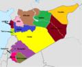 Sýrie guvernoráty.png