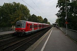 Dortmund Stadthaus station - Dortmund Stadthaus station in 2009