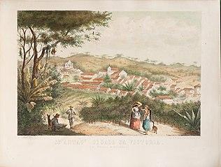 S. Antão cidade de Victoria. (na Provincia de Pernambuco)