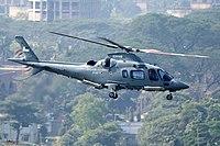S3-VHB Bangladesch Marine AgustaWestland AW109E Power.  (37945139255).jpg
