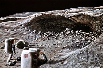 Gerard K. O'Neill - NASA envisioned an ambitious scientific exploration of the Moon.