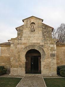 Iglesia de San Juan de Baños   Wikipedia, la enciclopedia libre