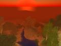 SL - ciel rougeoyant et panorama virtuels.png