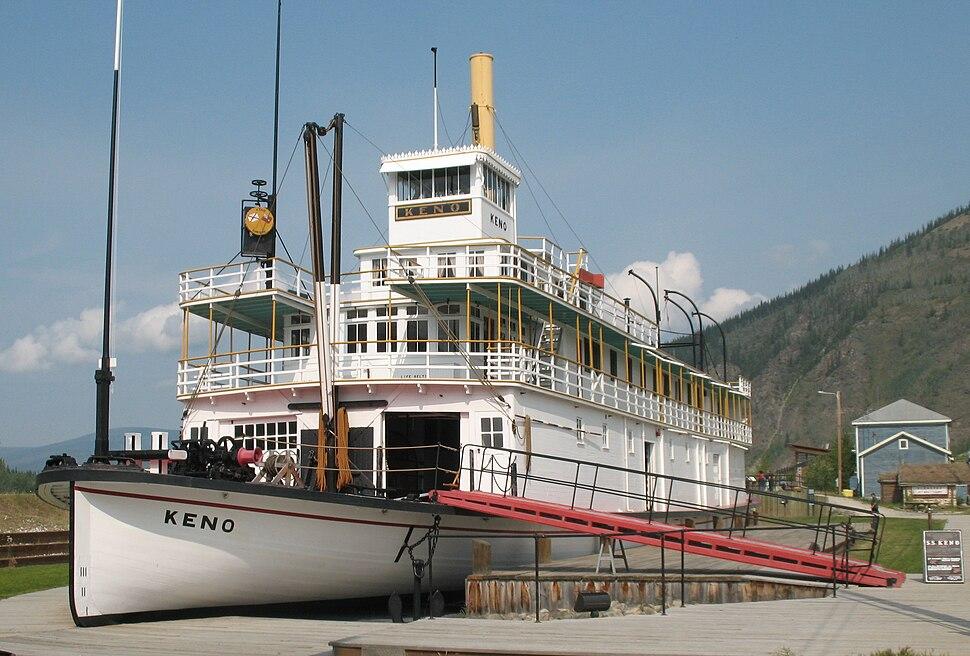 SS Keno Dawson