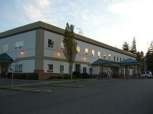 Southwestern Oregon Community College - Newmark Center