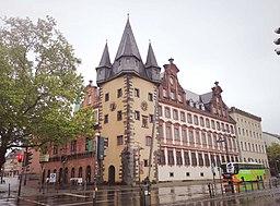 Saalhof in Frankfurt am Main