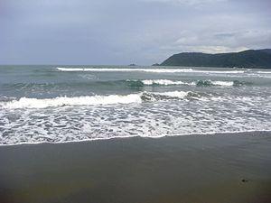 Baler Bay - Image: Sabang 7jf