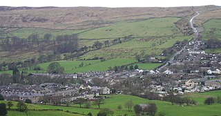 Sabden village and civil parish in the Ribble Valley, Lancashire