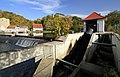 Sachsenburg Wasserkraftwerke Hett OHG Elektrizitätswerke in Sachsen 2H1A5368WI.jpg
