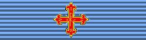 Carlos Fitz-James Stuart, 19th Duke of Alba - Image: Sacro Militare Ordine Costantiniano di San Giorgio