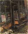 SaekiYūzō-1927-Petit Restraurant.png