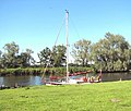 Safely moored at Bramerton Common - geograph.org.uk - 1368255.jpg