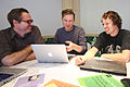 Sage working with WINTR developers, 2014-09-18.jpg