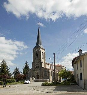 Saint-Firmin, Meurthe-et-Moselle Commune in Grand Est, France