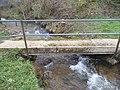 Saint-Just-d'Avray - Petit pont piéton sur l'Avray (fév 2018).jpg
