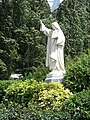 Saint Therese of Lisieux (1873 - 1897), Basilique Sainte-Thérèse de Lisieux, Lisieux, Lower Normandy, France - panoramio.jpg