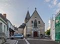 Sainte Eulalia church of Genille 05.jpg