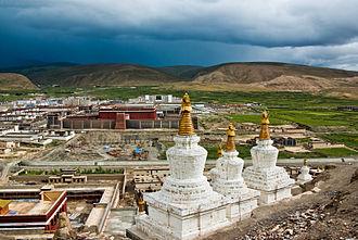 Sakya - Sakya Monastery