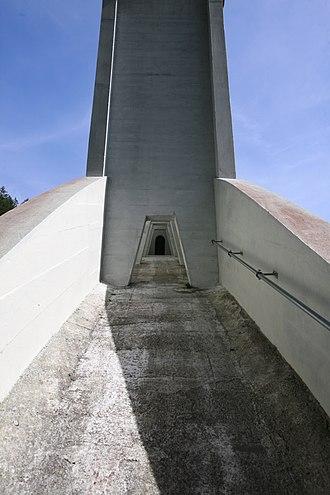 Schiers - Image: Salginatobel Bridge mg 4055