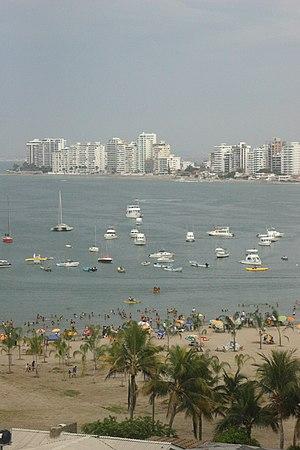 Salinas, Ecuador - Salinas beach
