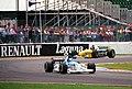 Salo and Diniz - 1995 British GP.jpg