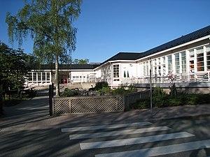 Salo, Finland - Image: Salonkirjasto