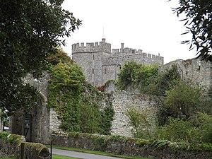 Saltwood Castle - Saltwood Castle in 2013