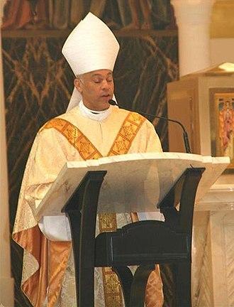 Salvatore Cordileone - Archbishop Cordileone gives a homily in 2014