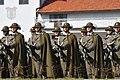 Salwa honorowa Uroczystości z okazji Narodowego Dnia Pamięci Polaków ratujących Żydów pod okupacją niemiecką w Markowej.jpg