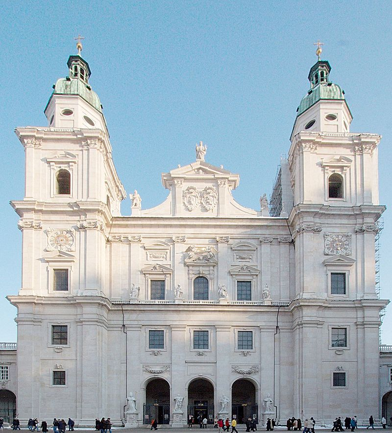 Image illustrative de l'article Cathédrale Saint-Rupert de Salzbourg