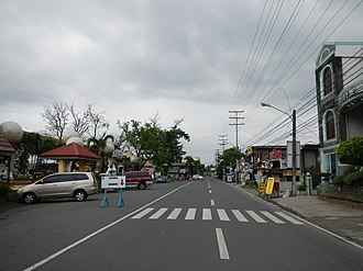 Samal, Bataan - Downtown area