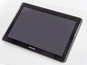 Samsung Galaxy Tab 2 10.1 – Wikipedia