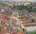 San Faustino maggiore (Brescia) (vista dal castello).jpg