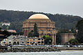 San Francisco - Exploratorium - visto dalla baia - Agosto 2011.jpg