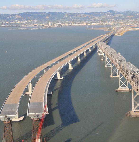 File:San Francisco Oakland Bay Bridge New east span.jpg