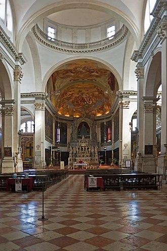 San Pietro di Castello (church) - Interior
