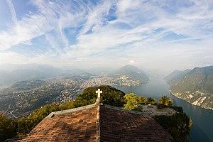Monte San Salvatore - Image: San Salvatore Chiesa LCD