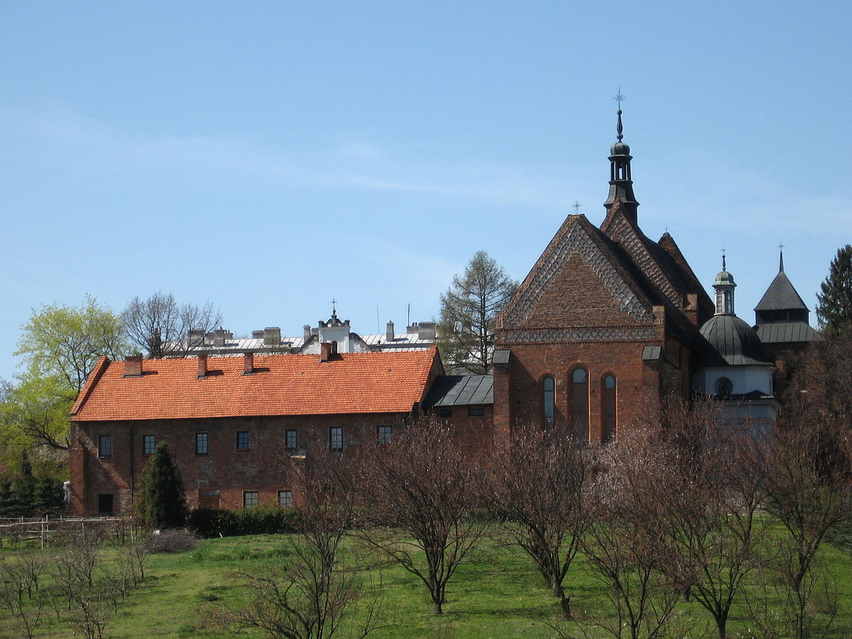 Dominican Church And Convent Of St James Sandomierz
