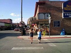 Sandpoint Idaho City