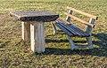 Sankt Veit an der Glan Hörzendorf Tisch und Bank 27122018 5725.jpg