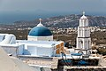Santorin (GR), Pirgos Kallistis, St.-Nicholas-Kirche -- 2017 -- 2912.jpg