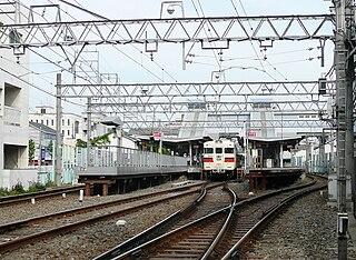 Sanyo Electric Railway Aboshi Line