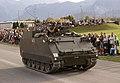 Sap Spz 63-05 M113 (M+) - Schweizer Armee - Steel Parade 2006.jpg