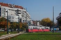 Sarajevo Tram-715 Line-1 2011-10-31 (5).jpg