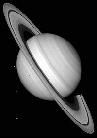 Saturn and its 3 moons.jpg