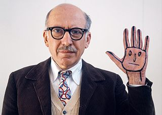 image of Saul P. Steinberg from wikipedia