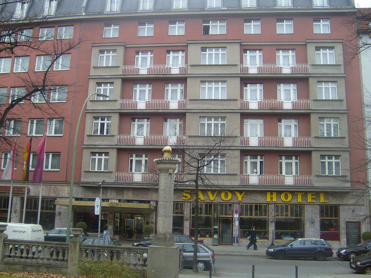 Berliner Bar Hotel Lautenthal